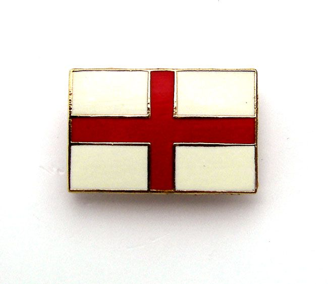 England Badge with St George Cross