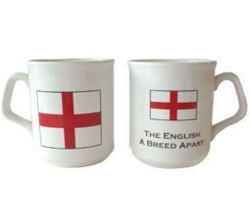 "England Mug - ""Breed Apart"""