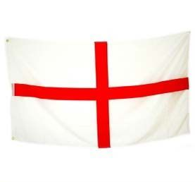 Polyester England Flag 5ft x 3ft