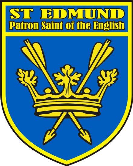 FLAG OF MERCIA CAR WINDOW STICKER Mercian Anglo-Saxon